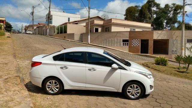 Hyundai HB20s 1.6 Premium Aut Branco Completo - Foto 5