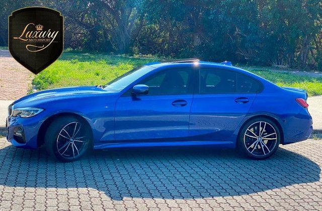BMW 330i 2020 Azul M-Sport - Foto 9
