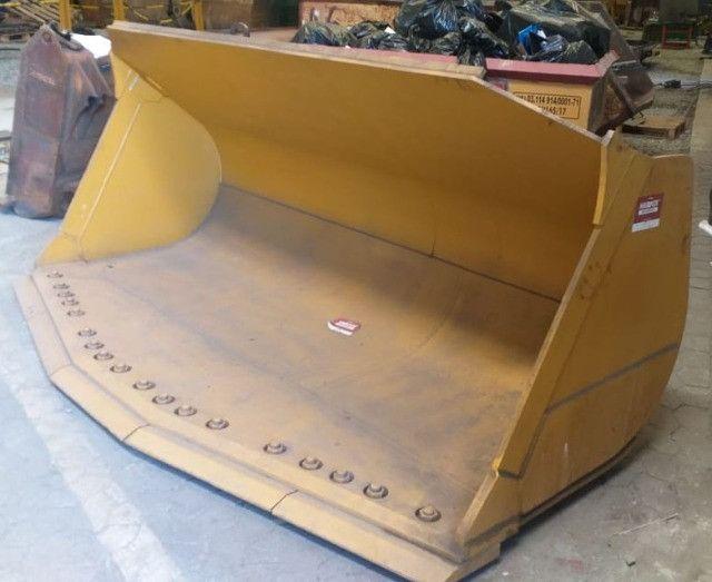 Concha carregadeira cat 950G