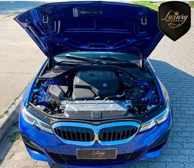 BMW 330i 2020 Azul M-Sport - Foto 8