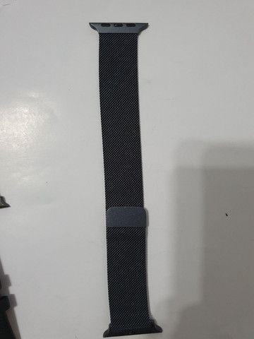 Apple Watch series 4 44mm + 3 pulseiras - Foto 4