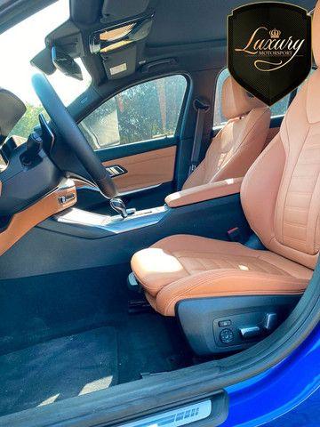 BMW 330i 2020 Azul M-Sport - Foto 11