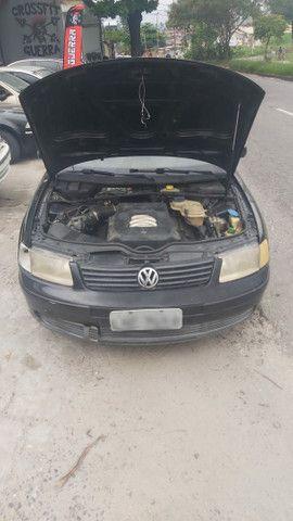 Sucata Passat V6 - retirada de peças