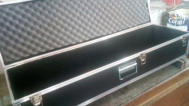 Hard cases para teclados, Sintetizadores e Pianos Eletronicos - Foto 3