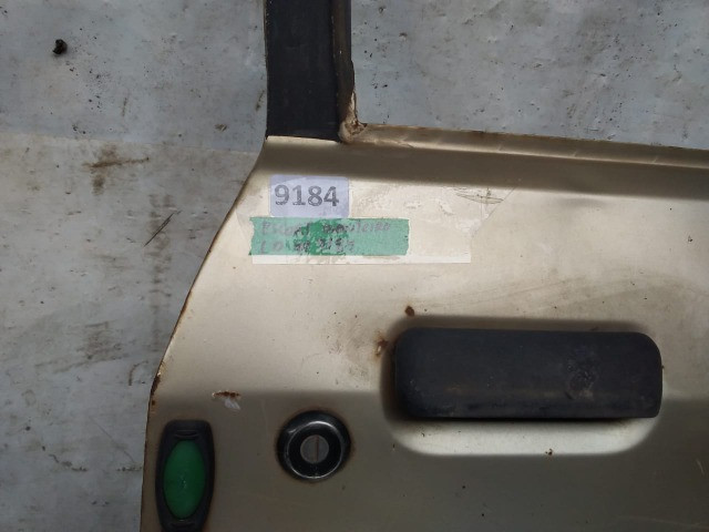 Porta Escort 87/92 Dianteira Direita Sem Acessórios #9184 - Foto 3