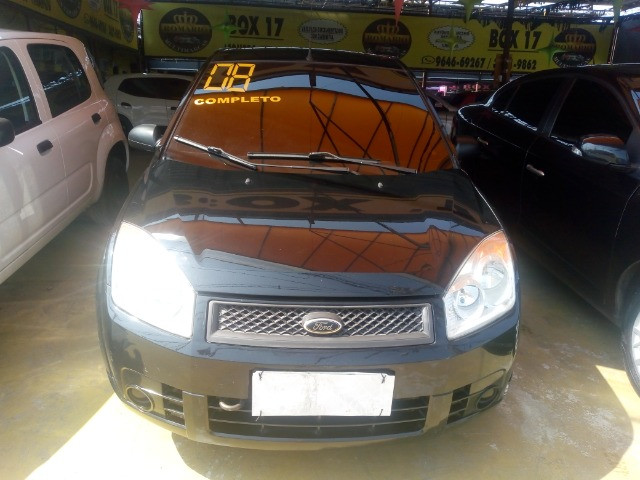 Ford Fiesta sedan compl + gnv ent + 48x 430,00 Fixas 1ª parcela por conta da loja
