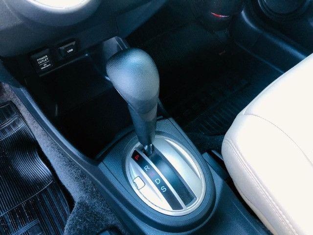 Honda Fit Ex 1.5 Automático - 2014 Com Couro - Foto 12
