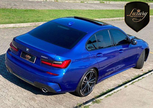 BMW 330i 2020 Azul M-Sport - Foto 17