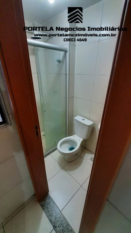 Apto Beira Mar no Trapiche, 3/4, suíte, varanda, despensa, wc serviço, 2 vagas. - Foto 13