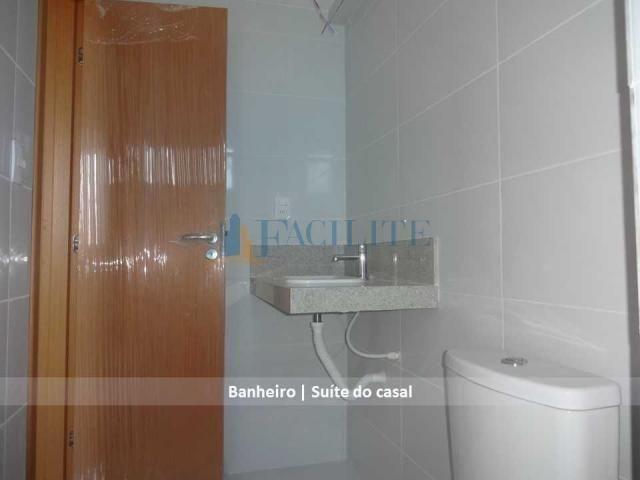Apartamento à venda com 3 dormitórios em Manaíra, João pessoa cod:20872-9481 - Foto 10
