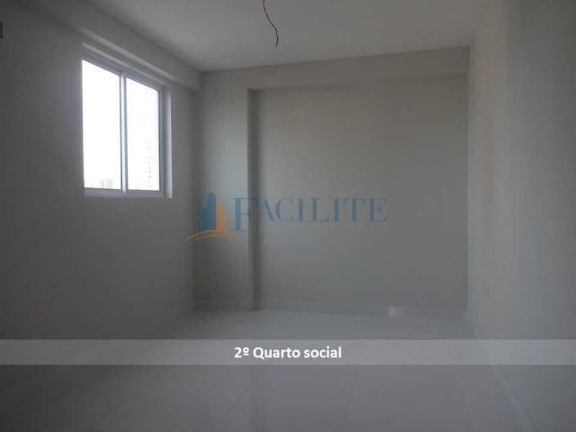 Apartamento à venda com 3 dormitórios em Manaíra, João pessoa cod:20872-9481 - Foto 8