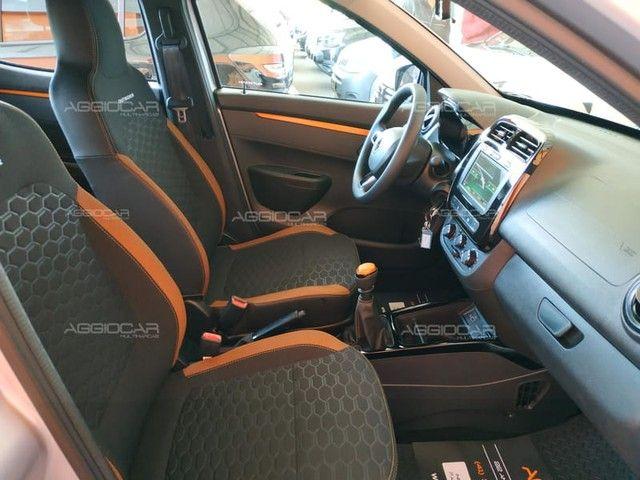 Renault KWID OUTSIDER 1.0 2021 700 km ipva pago - Foto 14