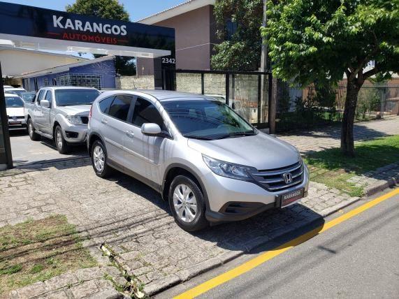 Honda CR-V LX 2.0 2012 - Foto 9