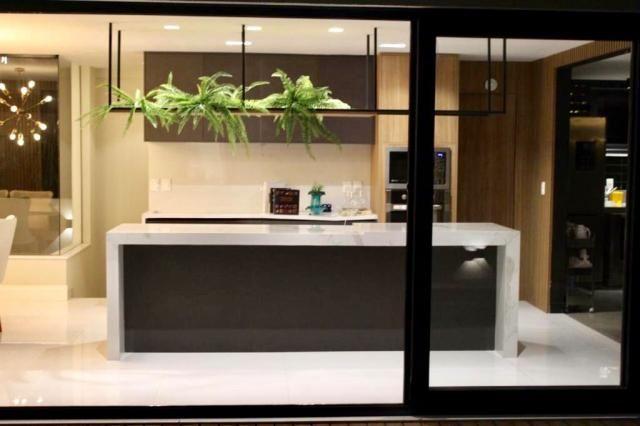 Maravilhosa casa de condomínio com 4 suítes Alphaville Litoral Norte 1 Camaçari BA - Foto 8