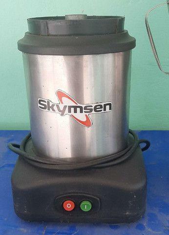 Vendo liquidificador industrial 8 litros - Foto 4