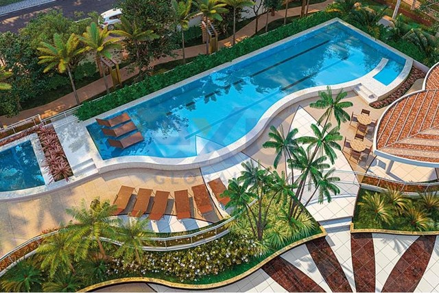 Apartamento Alto Padrão com 04 Suítes Novo Pronto para Morar em Fortaleza a venda por Lino - Foto 2