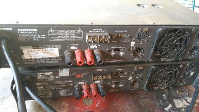 Amplificador de potência   - Foto 2
