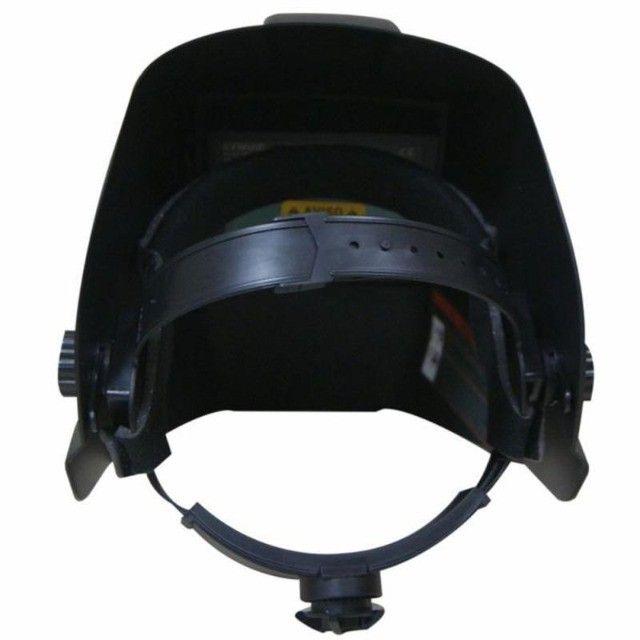 Máscara De Solda Lynus MSL-5000 Escurecimento Automático