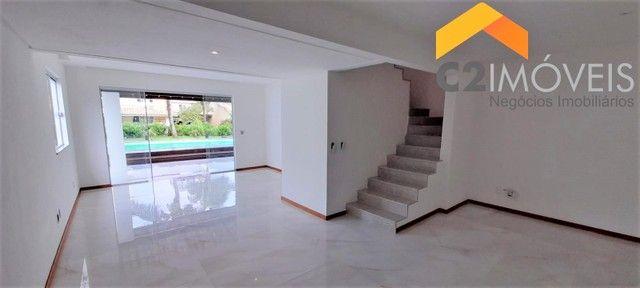 Casa  em condomínio de luxo, duplex, 03 suítes,, 500m2 em Itapoan/Pedra do Sal. - Foto 10