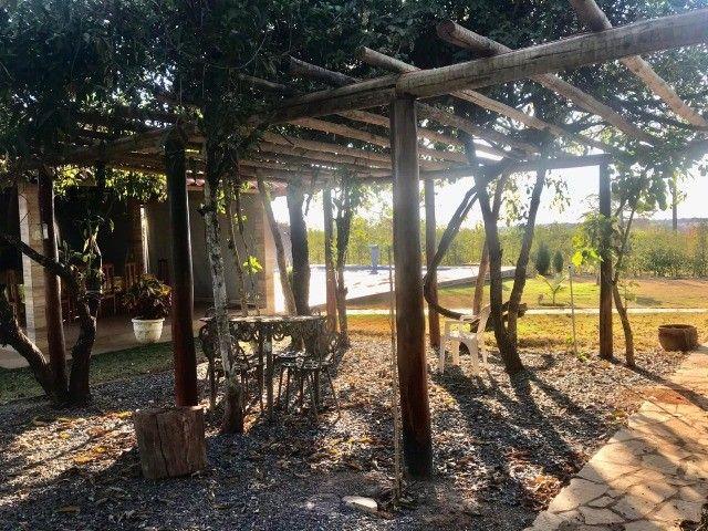 Chácara Condomínio das Palmeiras, Bela Vista de Goiás - Foto 12