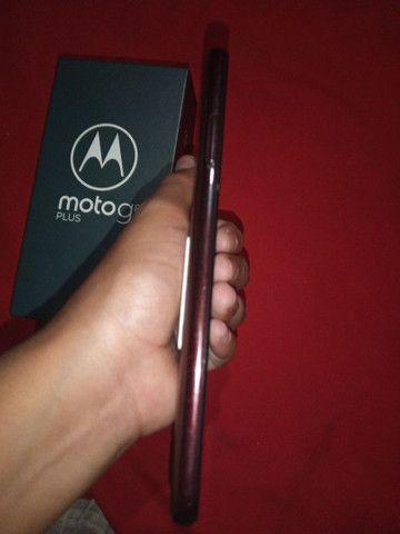 Moto G8 PLUS COM CAIXA - Foto 3