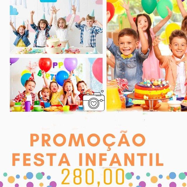 Festa Infantil  Fotografia