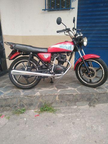(CG Ovinho)*Vendo* Honda CG 1981  - Foto 5