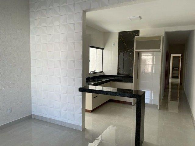 Casa para venda possui 100 metros quadrados com 3 quartos em Setor Três Marias - Goiânia - - Foto 9