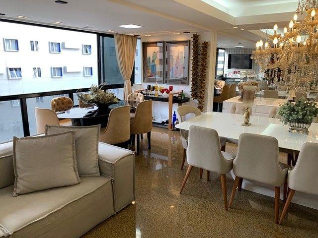 Apartamento para venda com 230 metros quadrados com 4 quartos em Ponta Verde - Maceió - Foto 15