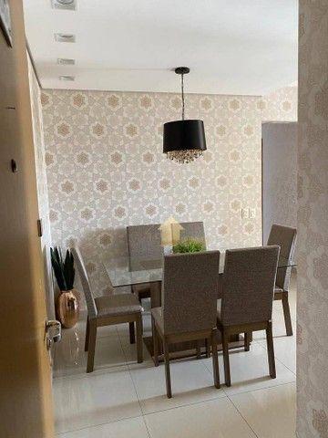 Apartamento com 2 dormitórios à venda, 70 m² por R$ 425.000,00 - Dom Aquino - Cuiabá/MT - Foto 5