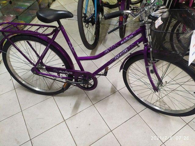 Bicicleta poti em promoção