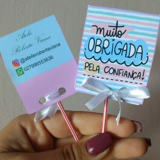 Pirulito personalizado  - Foto 2