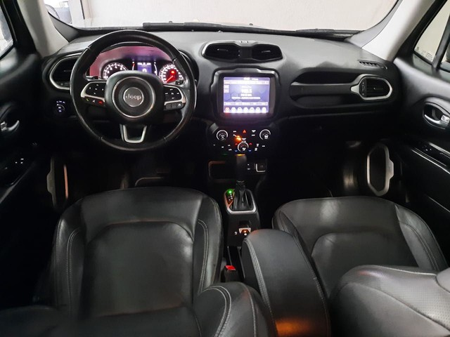 Jeep Renegade Longitude 1.8 automático  - único dono  - Foto 8