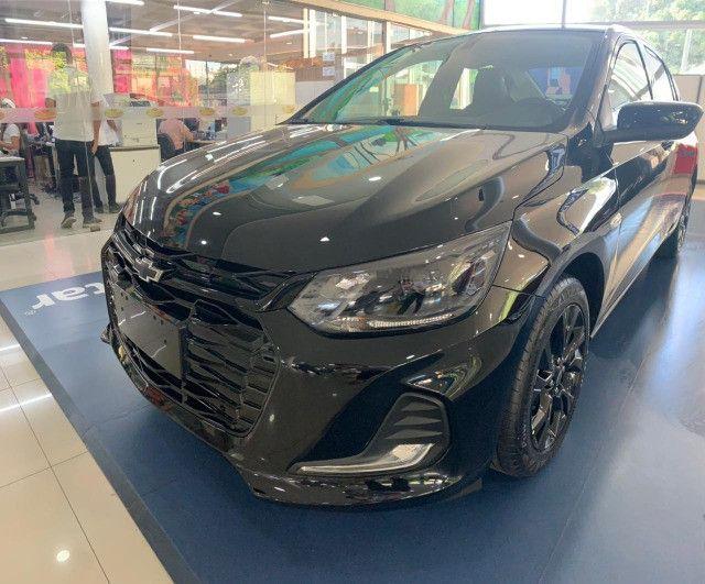 Chevrolet Onix Plus Midnight 1.0 2022