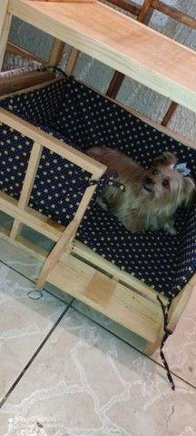 Casinha Cama Para Cães e Gatos - Foto 6