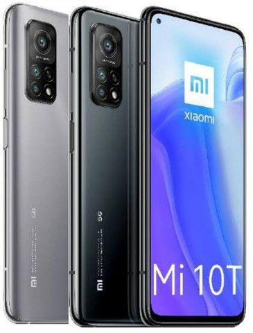 Mi 10T Xiaomi, 128gb, 8gb ram, 5G, novo, lacrado. - Foto 4