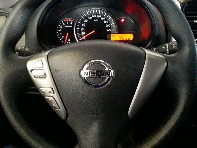 Nissan march sl 1.6 automático completo 2020  - Foto 6