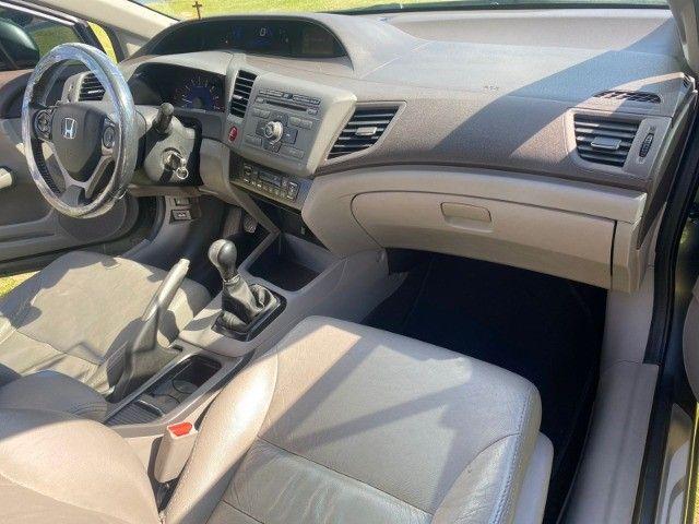 Civic Sedan LXS Manual 2014  - Foto 10