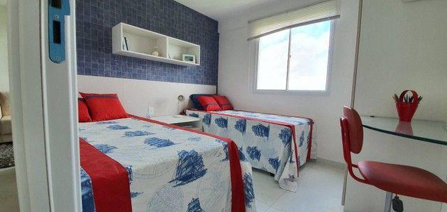 Apartamento para venda possui 58 metros quadrados com 3 quartos em Maraponga - Fortaleza - - Foto 11