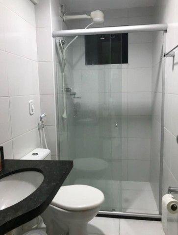 Alugo apartamento 2/4 mobiliado na Jatiuca - Foto 10