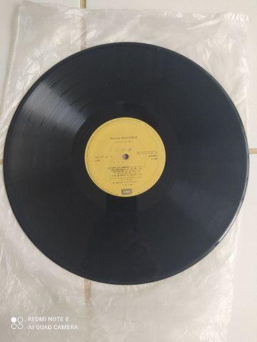 Lote de discos sem capa