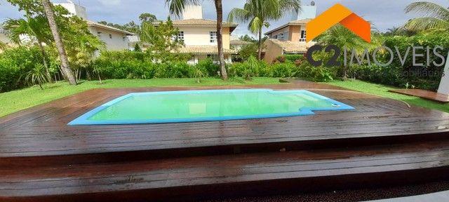 Casa  em condomínio de luxo, duplex, 03 suítes,, 500m2 em Itapoan/Pedra do Sal. - Foto 8