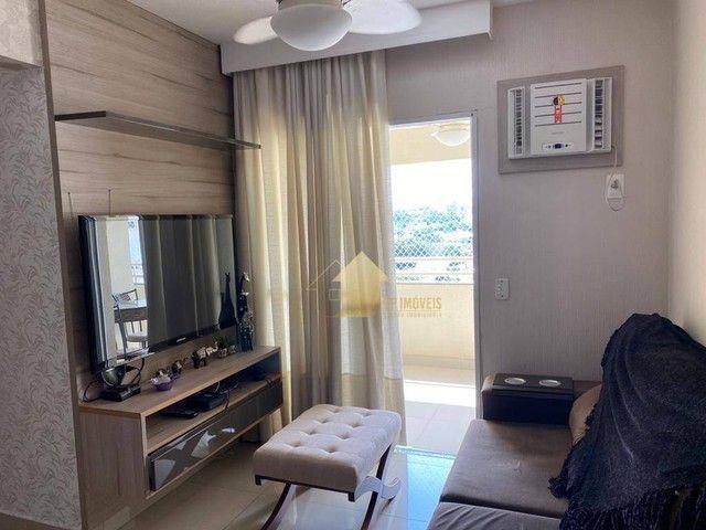 Apartamento com 2 dormitórios à venda, 70 m² por R$ 425.000,00 - Dom Aquino - Cuiabá/MT - Foto 3