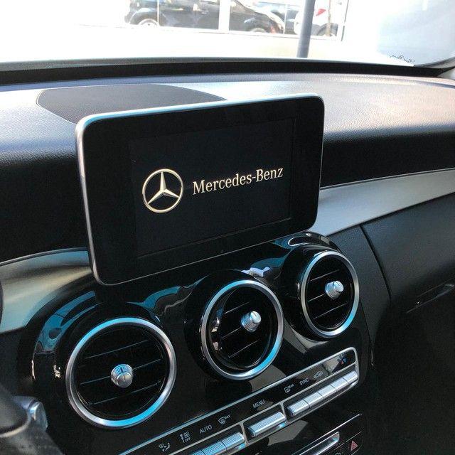 Mercedes-Benz C-180 CGI Avant. 1.6/1.6 FlexTB 16V Aut. - Foto 8