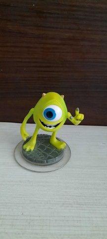 Boneco Mike - Monstros  S.A - Disney Infinity  1.0 - Foto 3