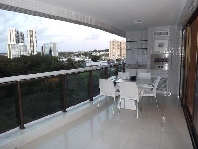 Oportunidade Le parc 142 mts  sao 3 suites e duas vagas em Patamares - Salvador - BA - Foto 8