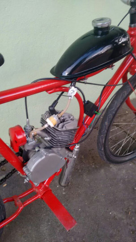 Bicicleta Motorizada 1.200$ - Foto 4