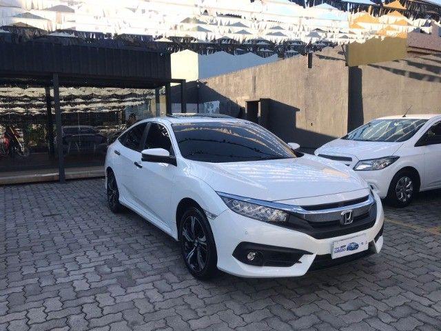 Honda Civic Touring 1.5 Turbo Aut Ano 2017