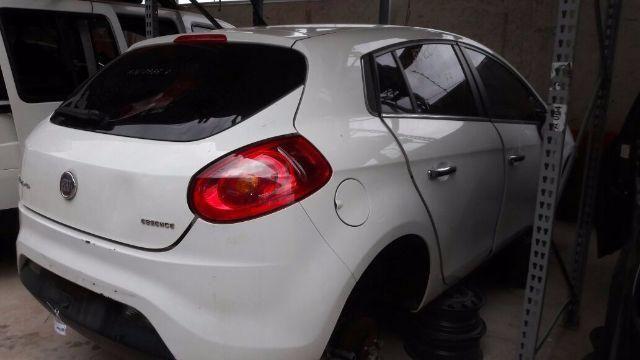 Peças usadas Fiat Bravo 2012 2013 1.8 16v flex 132cv câmbio manual - Foto 3