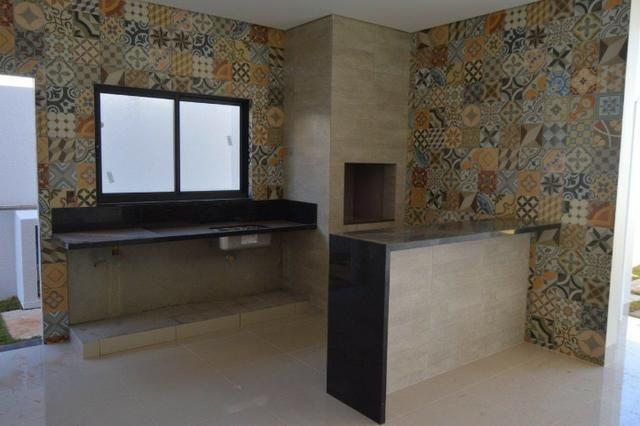 Samuel Pereira oferece: Casa 3 Suites Nova Pé Direito Duplo Churrasqueira Alto da Boa Vist - Foto 8